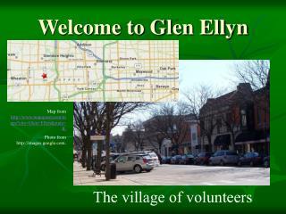 Welcome to Glen Ellyn