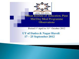 Regularity in Serving Meal