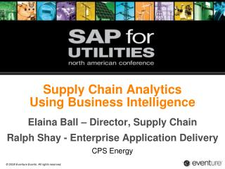 Supply Chain Analytics Using Business Intelligence
