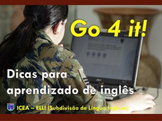 Dicas para aprendizado  de  ingl�s