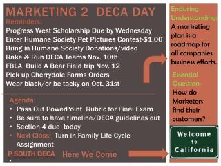 Marketing 2   Deca  Day