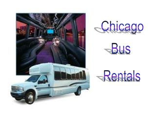 Chicago Bus Rentals