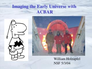 Imaging the Early Universe with  ACBAR