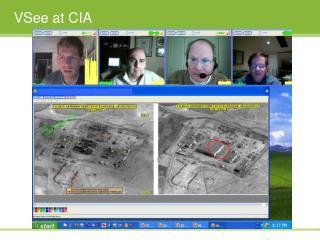 VSee at CIA