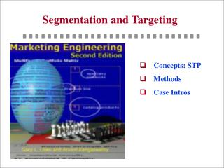 Segmentation and Targeting