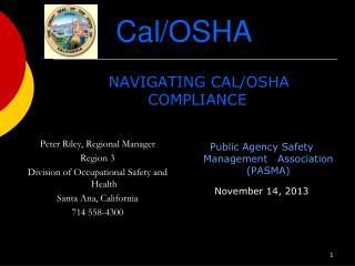 Cal/OSHA