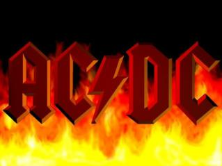 AC/DC  is an Australian rock band composed of 5 members : - Angus Young (guitar solo)