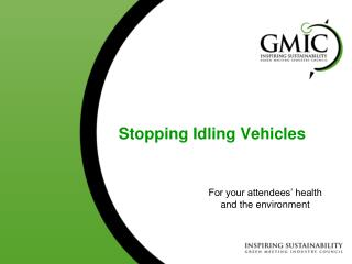 Stopping Idling Vehicles