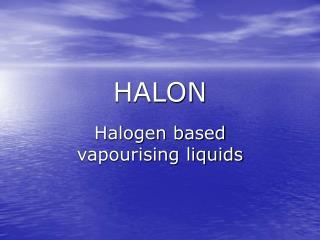 HALON
