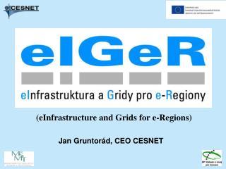 Jan  Gruntor ád, CEO CESNET