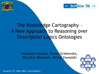 The Knowledge Cartography – A New Approach to Reasoning over Description Logics Ontologies