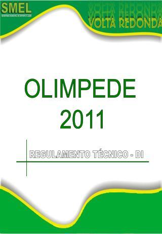 OLIMPEDE  2011