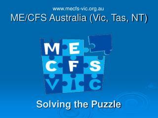 ME/CFS Australia (Vic, Tas, NT)