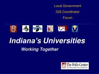 Indiana's Universities