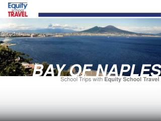 School Trips with  Equity School Travel
