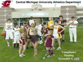 Central Michigan University Athletics Department