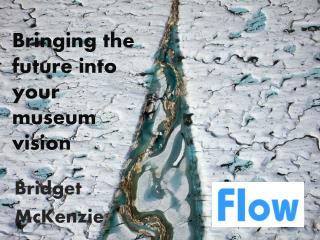 Bringing the future into your  museum vision