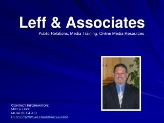Leff & Associates