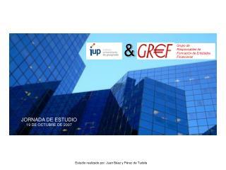 Estudio realizado por: Juan Báez y Pérez de Tudela