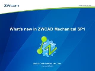 What's new in ZWCAD Mechanical SP1