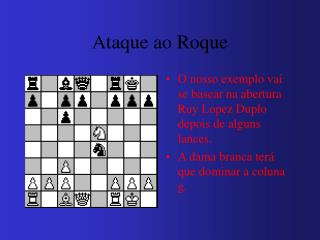 Ataque ao Roque