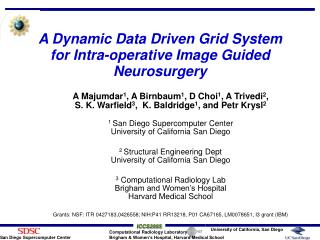 A Dynamic Data Driven Grid System for Intra-operative Image Guided Neurosurgery