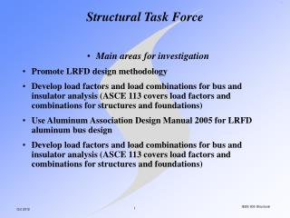 Structural Task Force