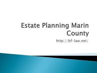 Conservatorships Marin County