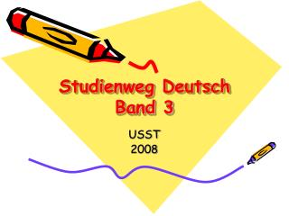 Studienweg Deutsch Band 3