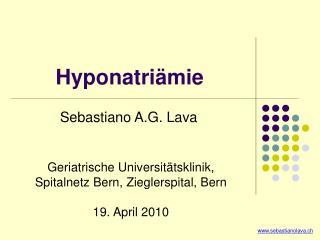 Hyponatri mie