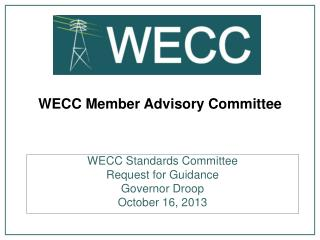 WECC Member Advisory Committee