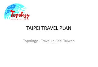 TAIPEI TRAVEL PLAN