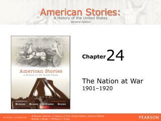 The Nation at War 1901–1920