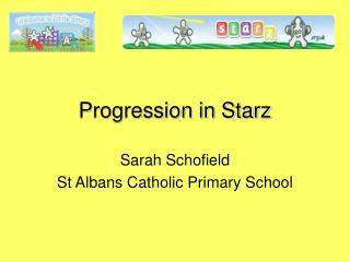 Progression in Starz