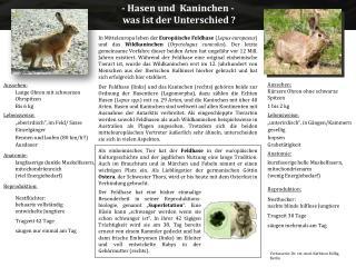 Verfasserin: Dr. vet. med. Kathleen R llig, Berlin