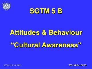SGTM 5 B