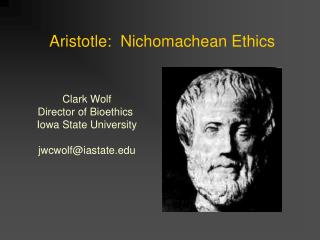 normativity in the views of aristotle in book 1 of the nichomachean ethics Nicomachean ethics (sometimes spelled 'nichomachean') the same as modern or christian virtues—aristotle views pride or nicomachean ethics, book x ch.
