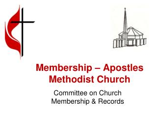 Membership – Apostles Methodist Church