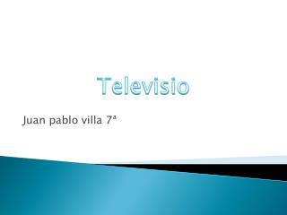 Juan pablo villa 7ª