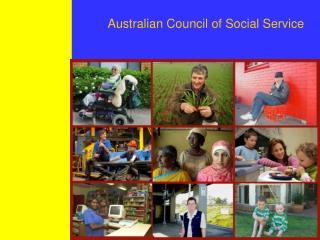 Australian Council of Social Service