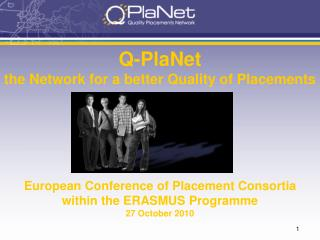 Q-PlaNet the Network for a better Quality of Placements