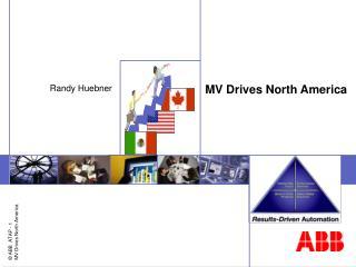 MV Drives North America