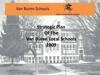 Van Buren Schools          Home of the Black Knights
