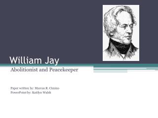 William Jay