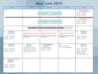 May/June 2014