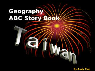 Geography ABC Story Book