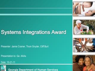 Systems Integrations Award