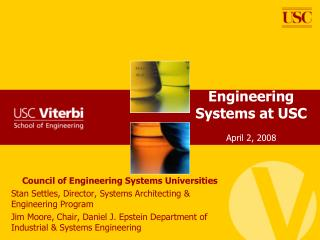 Council of Engineering Systems Universities