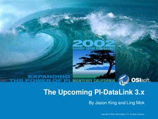 The Upcoming PI-DataLink 3.x