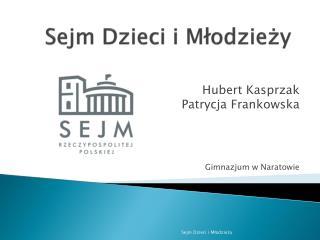 Sejm Dzieci i Młodzieży